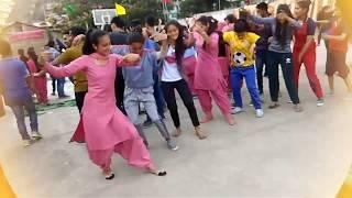 Himachali nati dance by girls and boys