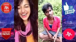 PRINCE KUMAR M NEW FUNNY | PRIKUSU Series | Comedy vigo video | musically girls duet videos | Prince