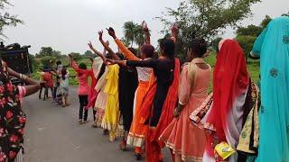 Yaad Avti // New Song // Arjun R Meda // Crazy Moments Dance // Adivasi Girls // Marriage Dance