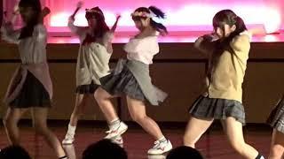 HD 2D Japanese high school girls dance (女子高生 JK ダンス)