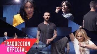 Maroon 5 - Girls Like You ft. Cardi B (Lyrics + Español) Video Official