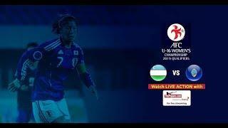 Uzbekistan v Guam – AFC U16 Women's Championship 2019 Qualifiers