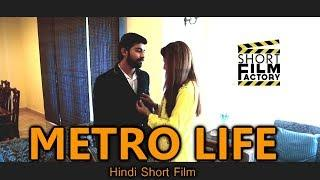 Hindi Short Film - Metro Life | Taxi Driver Love With Housewife Women