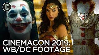 First Joker Trailer Reaction, Wonder Woman 1984, Birds of Prey, Godzilla 2 and IT 2 Footage Reaction