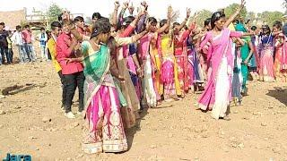 Adivasi Girls Dance //Stemp By Stemp Dance  /Crez  Dance /Nagin Dance / Timli Dance / Rajesh Parmar