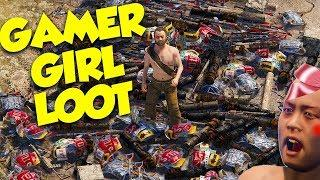 LOOT THAT MAKES THE GAMER GIRLS JEALOUS - Rust