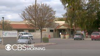 Families furious after woman in vegetative state gives birth at nursing facility