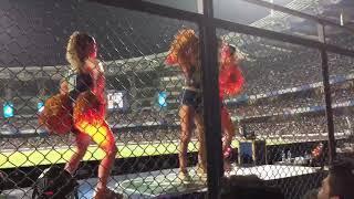 Cheer girl's Dancing on Bai Wadyavar Ya    IPL Funny viral WhatsApp video-2018