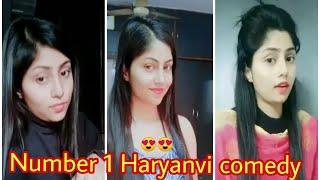 Number 01Haryamvi comedy hot???? girl???? videos//very funny girls