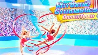 Rhythmic Gymnastics Dream Team: Girls Dance Game // Android Gameplay ᴴᴰ