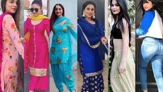 Musically punjabi girls best slowmo tiktok video #3 | tiktok video | tiktok punjab | askofficial