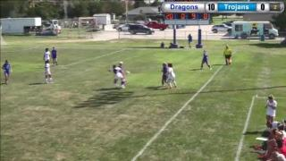 Blue Dragon Women's Soccer vs. North Iowa Area