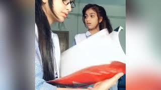 Punjab college boys and girls | Tiktok Musically video 2018