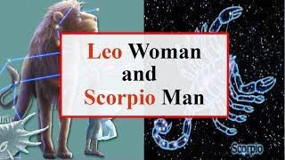 Leo woman and scorpio man love compatibility