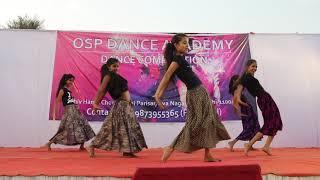 Jadoo Ki Juppi Dance Performance by  OSP GIRLS