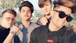 Inside Punjab College Girls Boys TikTok Musically Video| Part 35 | Lahore Punjab Group College