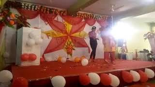#College Dance |Girls VS Girls Dance | #Pyar Kaise Hota Hai| New Dance Video | Dance Viral Hua~|