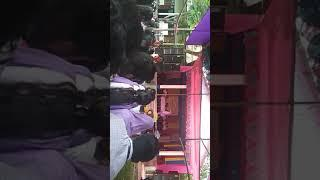 Girls Dance at Mahatma Gandhi College, Chalantapara || Freshers day 2018