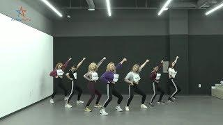 Z-GIRLS : WHAT YOU WAITING FOR (Dance Practice Mirrored)