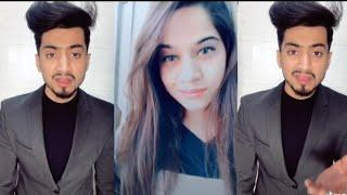 Mr Faisu romantic musically video | best Duet Girls | Hasnain Khan & Team07 Tik Tok India