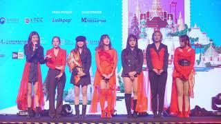 190608 [Talk] Mala Girls cover Dreamcatcher @ 2019 K-POP Cover Dance Festival Thailand