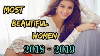 New Top 10 Most Beautiful Women In The World 2018 - 2019