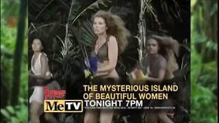 Svengoolie - Mysterious Island of Beautiful Women - Tonight promo (December 29nd, 2018)