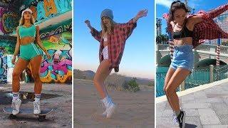 Shuffle Girls - Best Cutting Shapes HOUSE SHUFFLE DANCE 2018