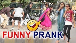 Funny Prank Video|Boys Crazy Prank With Girls|Latest Telugu Prank|GARAM CHAI