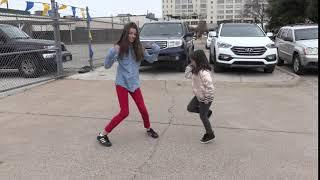 girls love dancing