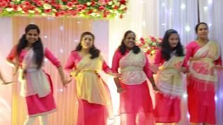 Girls Dance (Fusion) Best of Thathampally Family Meet
