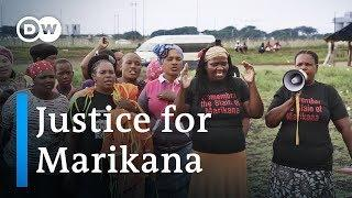 The women of Marikana fighting for justice | DW Documentary (Investigative documentary)