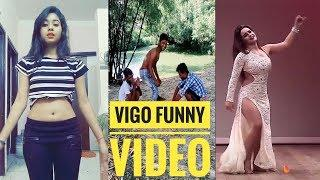 Most Popular Vigo Funny Video | Indian Girls Funny Dance | Cute Girl Dancing Video