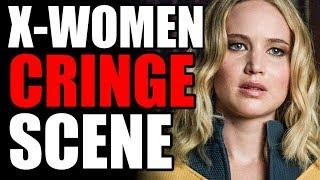 X-Women SJW *BREAKDOWN* Scene from X-Men Dark Phoenix