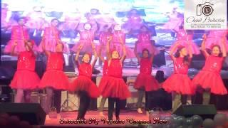 School girls dance in lavi mela