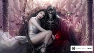 Death/woman in love death in power