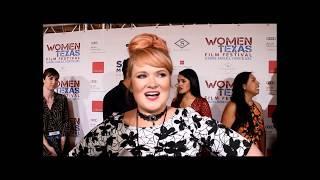 2018 Women TX Film Fest That Nerd Show Interviews Heidi Ervin