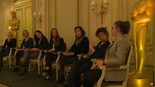 """Action! Women in Films"": Two roundtables held during the Oscar Days event in Paris / ""Action [...]"