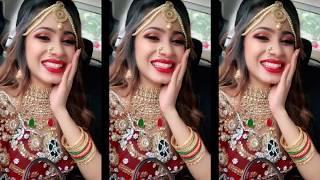 Cute Tamil Girls On TikTok Musically   Romance, Funny, Love Cute Videos Part-10