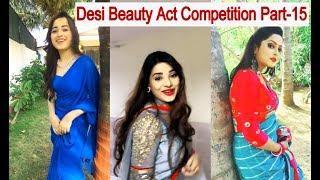 beautyful Desi girls super acting & Dancing Part 15 #vigo#tiktok#comedy#funny With@Latke Jhatke Jalw
