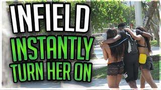 How To Make A Woman Want You | 3 Traits Woman Love ( + Day Game Infield Breakdown )