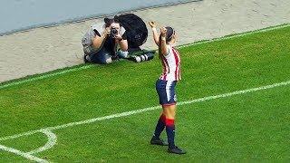 Women In Football ● Top 15 CRAZY Goals