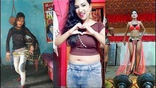 Bhojpuri girls dance/Hot girls/vigo#musically video prince kumar