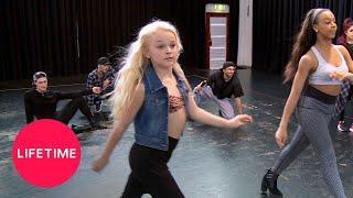 Dance Moms: Nia Rehearses Her Live Performance (Season 5) | Lifetime