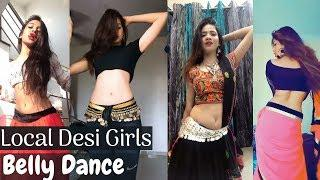 Musically Belly Dance Indian Beautiful Girls | Musically Videos Dance