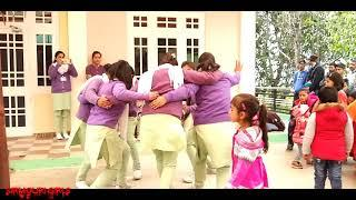 Beautiful Nursing Girls Pahari Dance