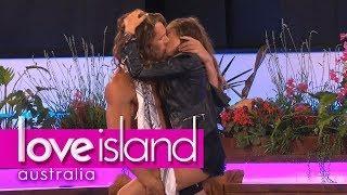 Boys treat the girls to a sexy strip tease | Love Island Australia 2018