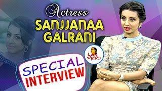 Actress Sanjana Galrani Special Interview | About Her Film Career | Vanitha TV