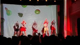 190111 [Red velvet] Intro + Power up + outro / Dance cover by Girls In Motion (Chile)