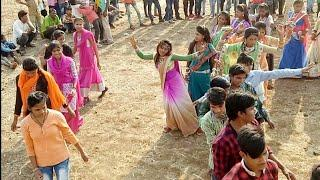 Girls Timli Dance |  Beautiful Step by Step Timli Dance | Adivasi Timli Video | Kishan Rathwa